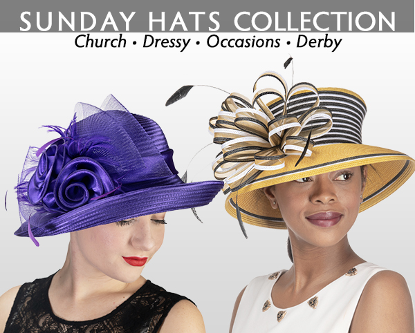 Sunday Hats Collection
