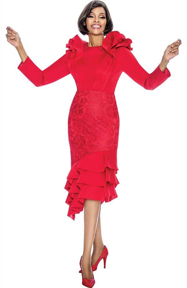 Susanna 3877-Red