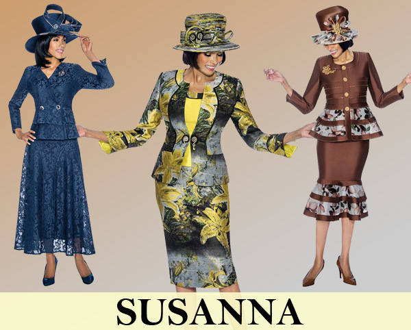 Susanna Suits Collection