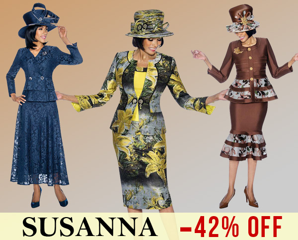 Susanna Suits Fall Collection
