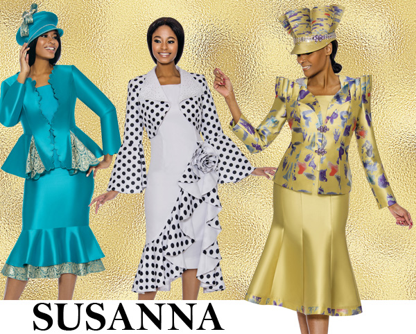 Susanna Spring and Summer 2019