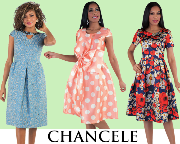 Chancele Dresses Spring and Summer 2019