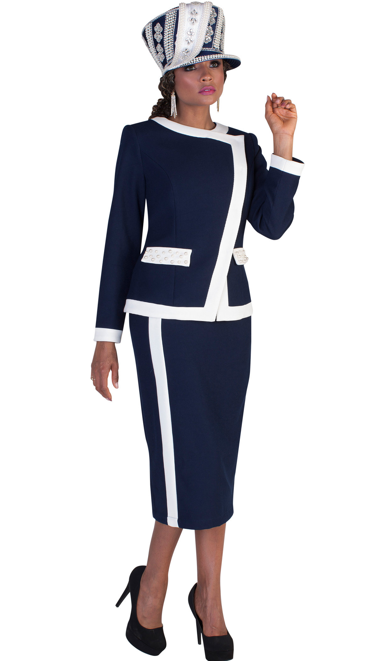 Tally Taylor Suit 4627-NA