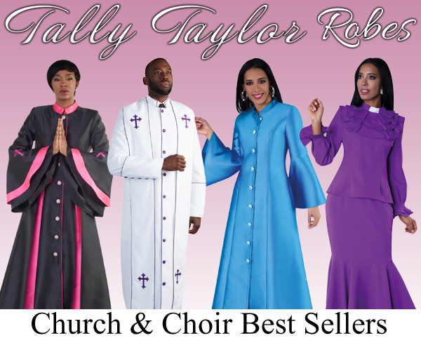 Tally Taylor Church And Choir Robes For Women And Men