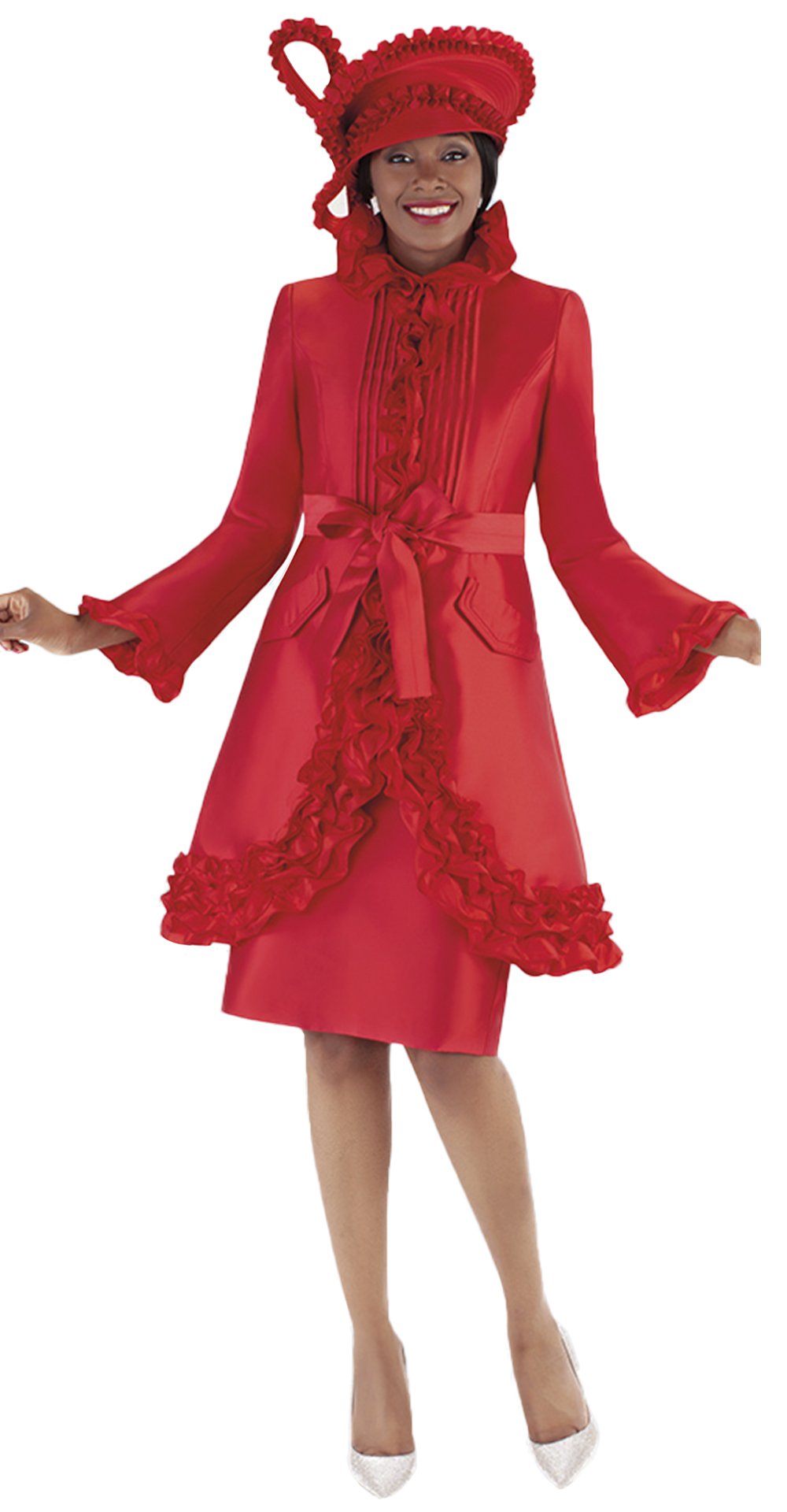 Tally Taylor 4702-RED