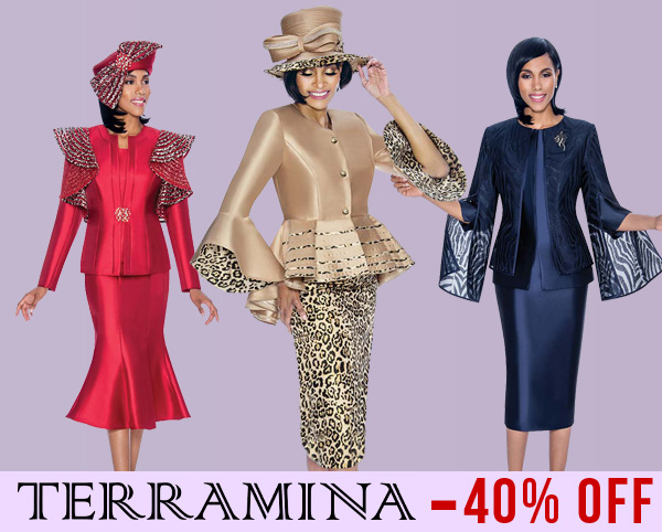 Terramina Suits Collection