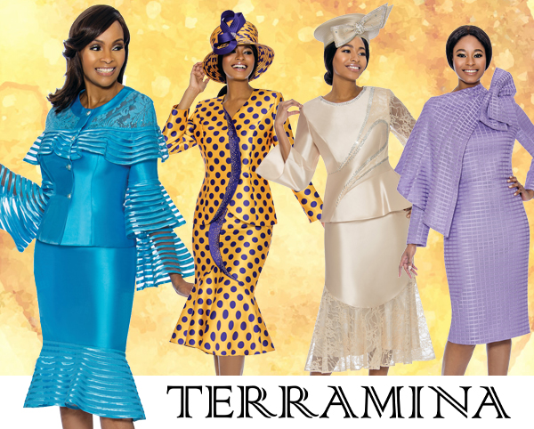 Terramina Spring and Summer 2019