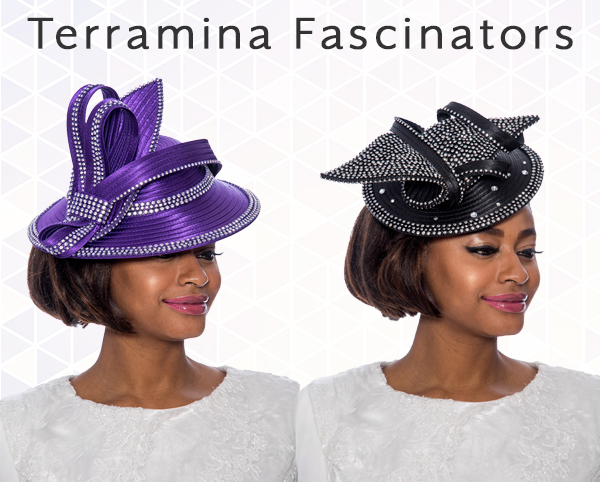 Terramina Fascinators
