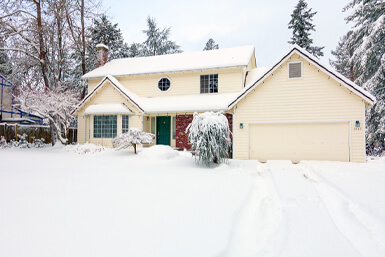 Prepare Your Home Exterior and Yard for Winter Weather