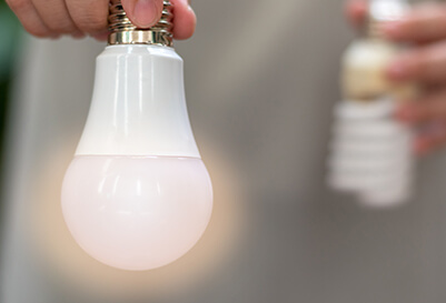 Are LEDs The Light Bulbs Of The Future?