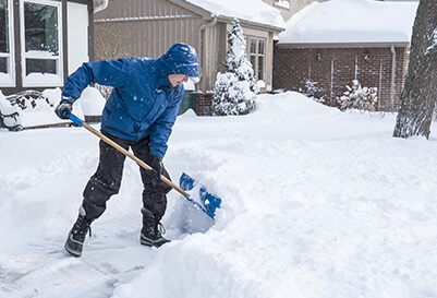 How To Remove Winter Ice Around Your Home In 3 Safe Steps