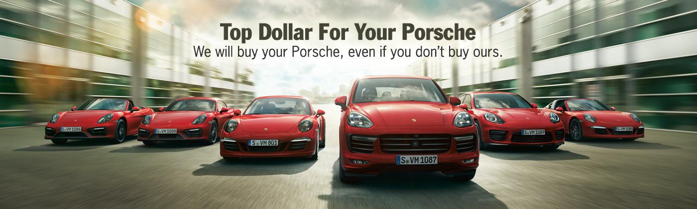 We Want Your Porsche