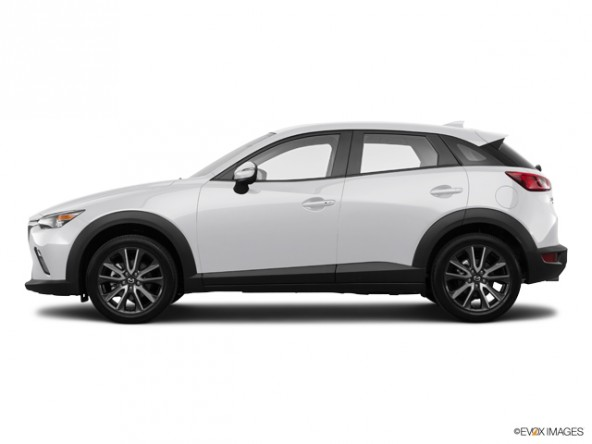 Photo of Mazda CX-3