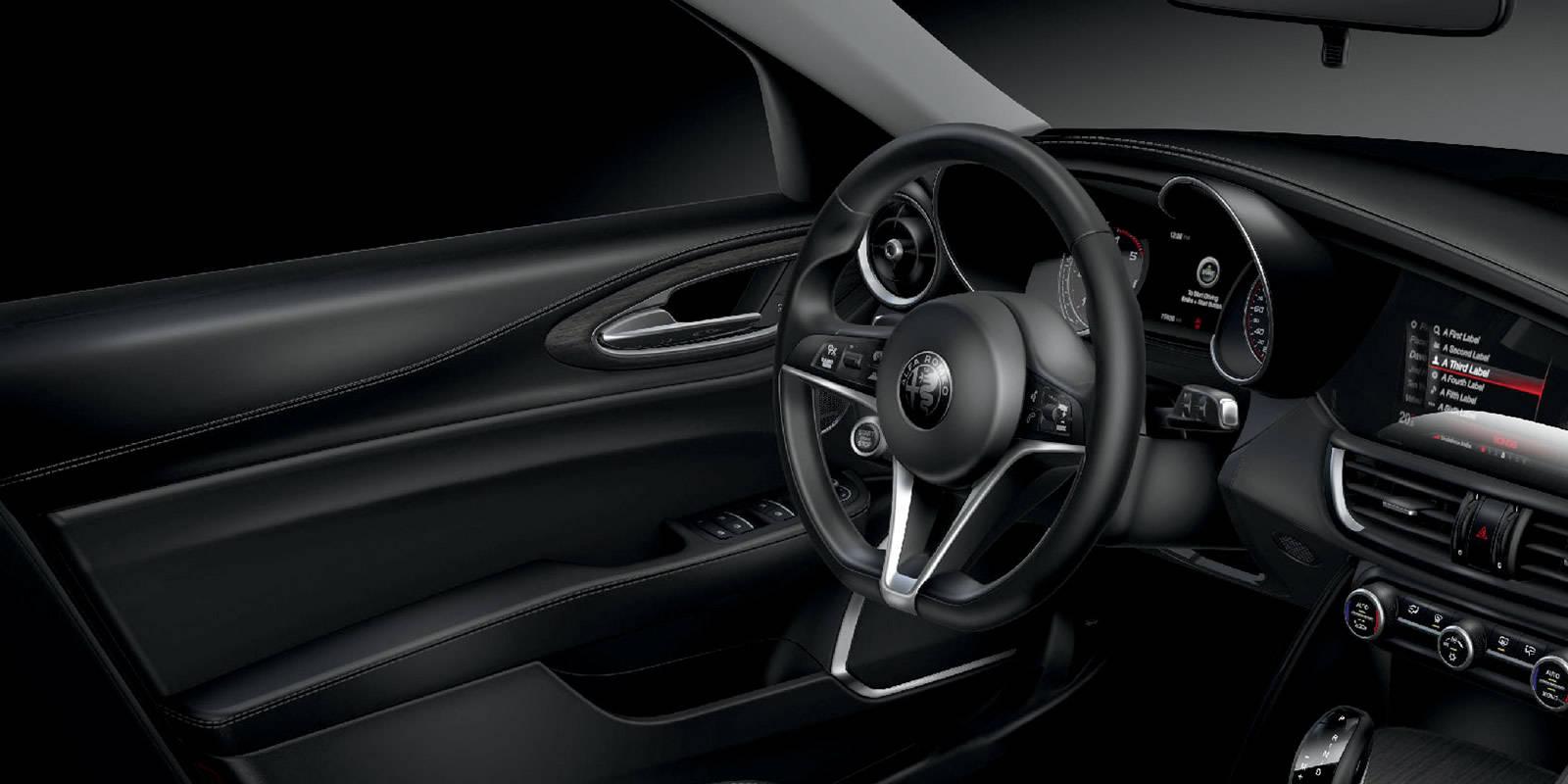 Alfa Romeo Giulia Quadrifoglio Lease Incentives Florence Ky Interior New Info