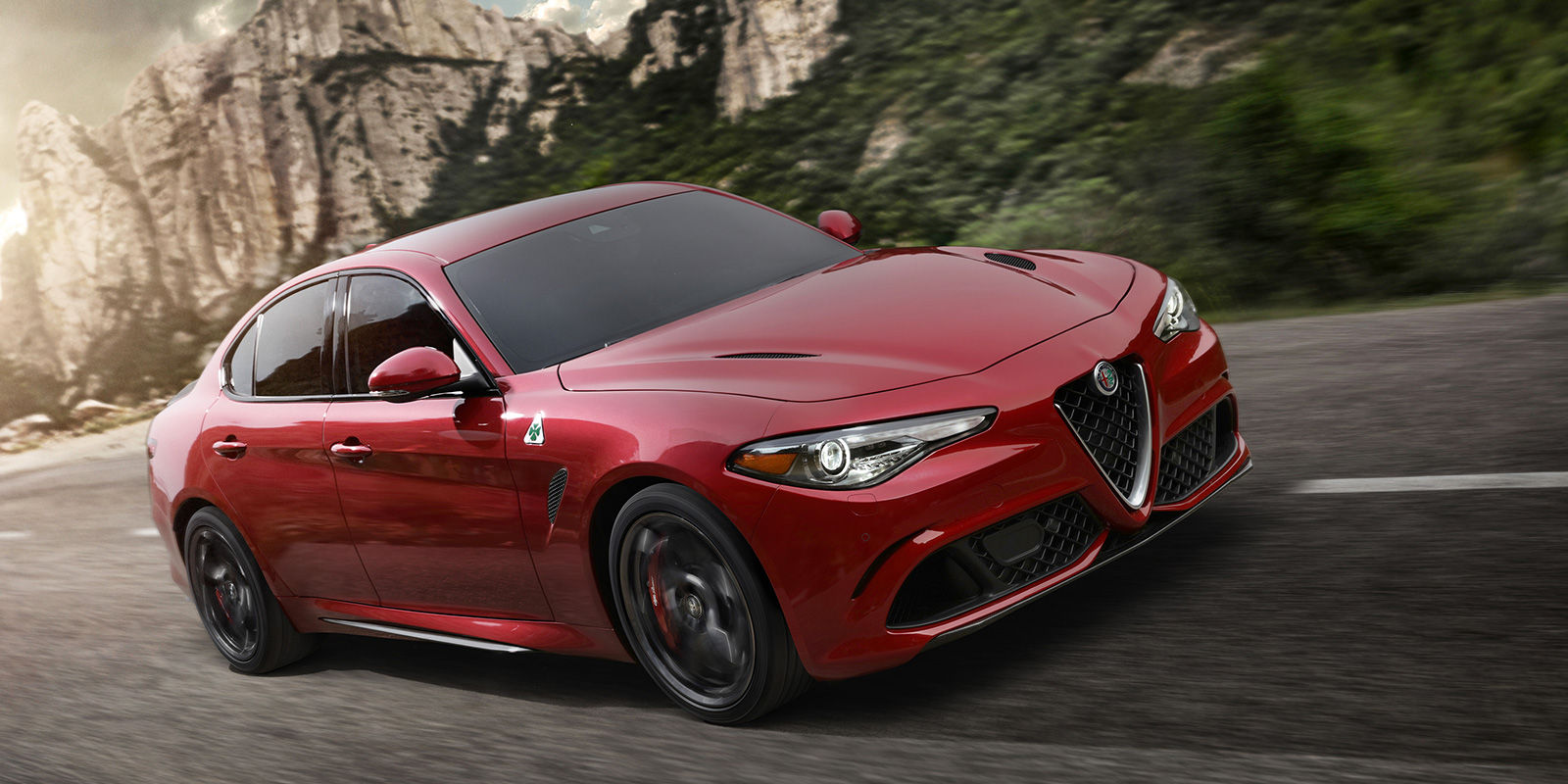 new alfa romeo giulia quadrifoglio | buy, lease and finance offers