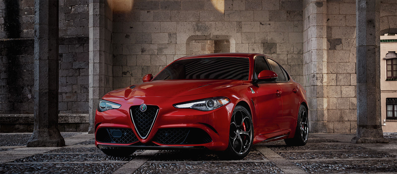 new alfa romeo giulia quadrifoglio buy lease and. Black Bedroom Furniture Sets. Home Design Ideas