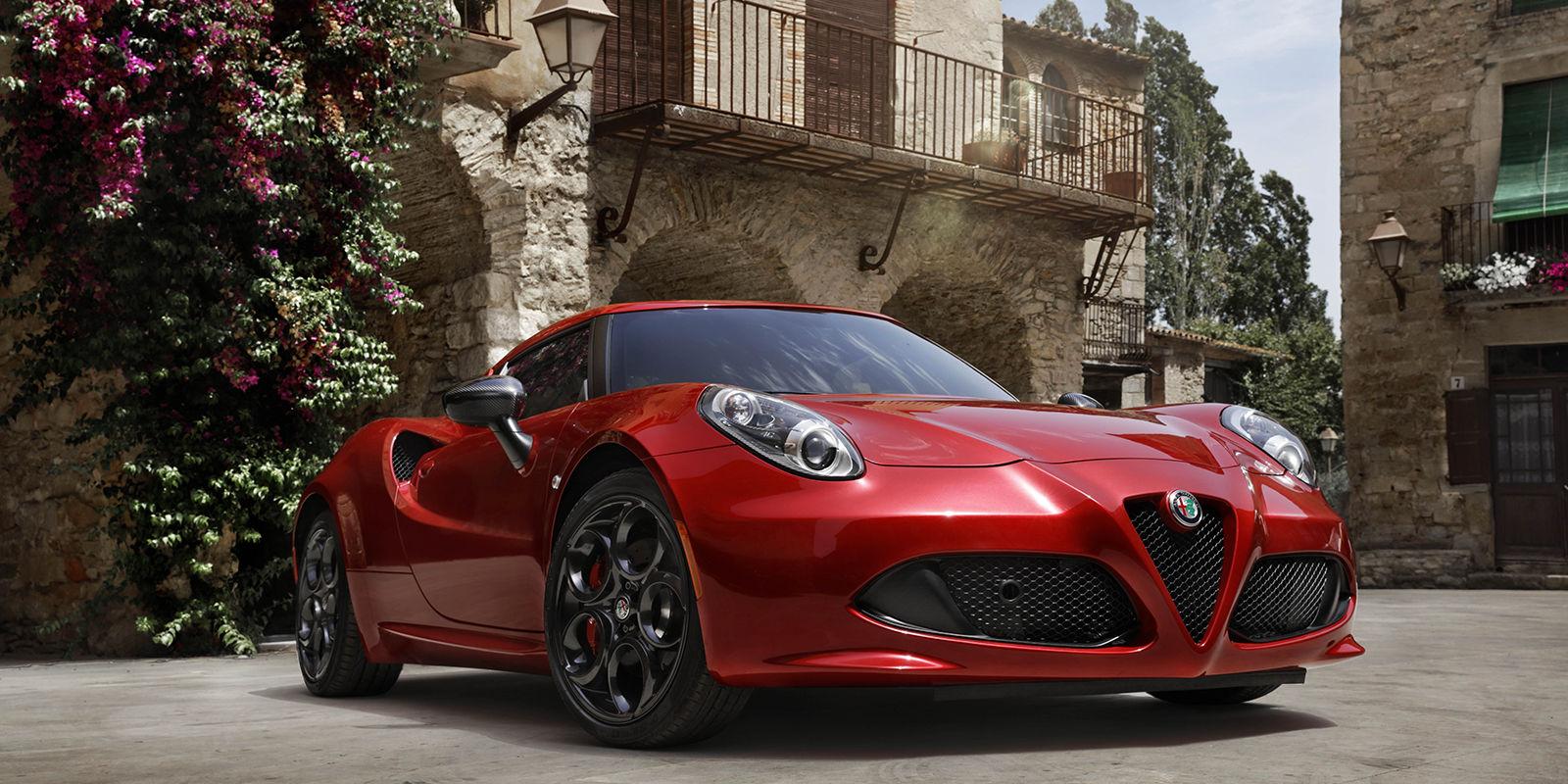 New Alfa Romeo C Offers Austin TX Nyle Maxwell FIAT - 2018 alfa romeo 4c for sale