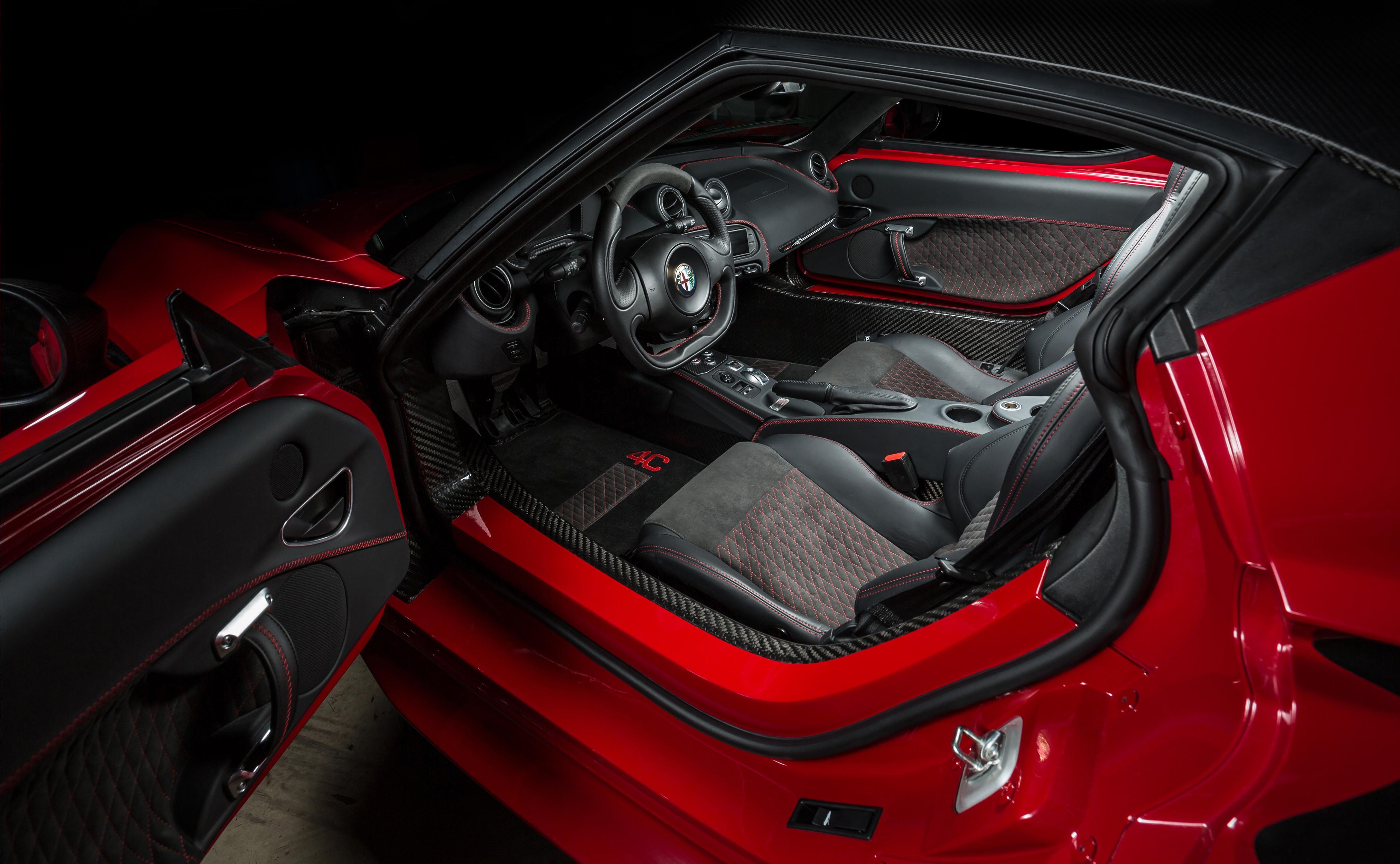 New Alfa Romeo 4c Offers Austin Tx Nyle Maxwell Fiat