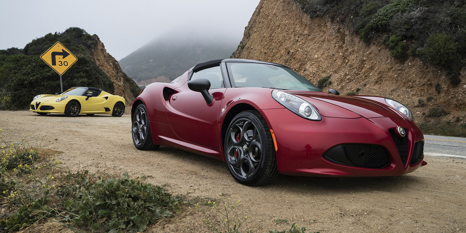 New Alfa Romeo 4C Spider On Sale Near Danvers MA