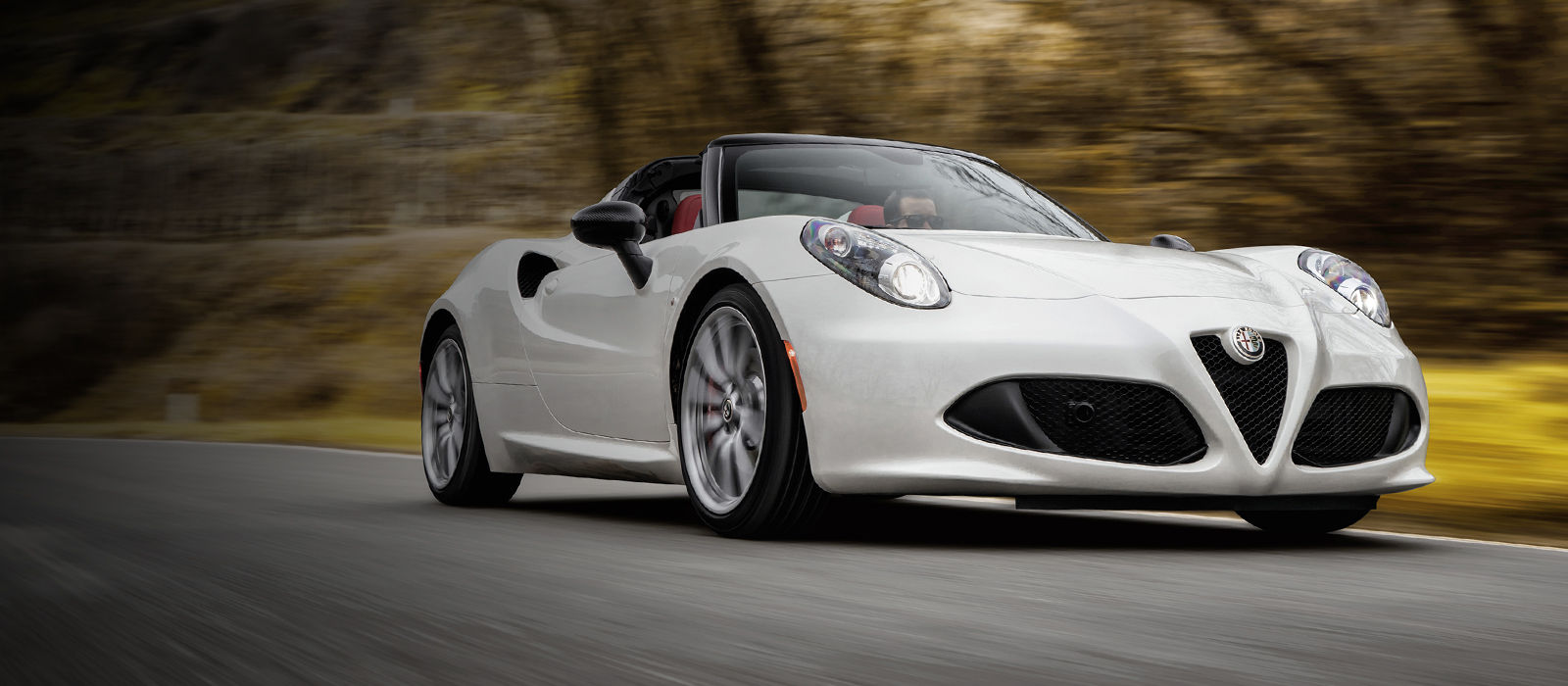 alfa romeo 4c spider lease deals finance prices. Black Bedroom Furniture Sets. Home Design Ideas