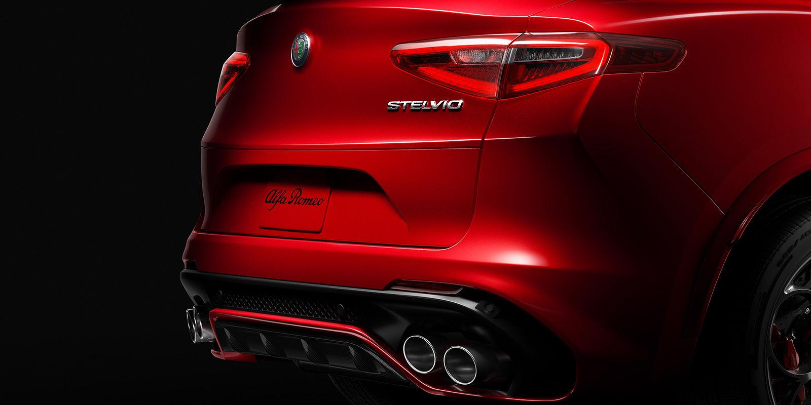 Alfa Romeo Stelvio And Stelvio Quadrifoglio For Sale