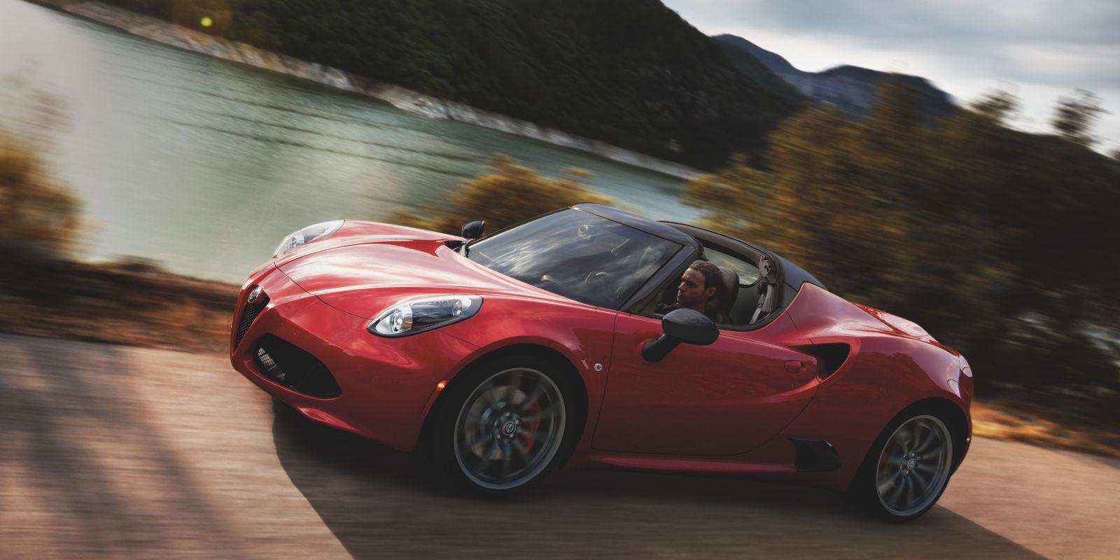 Alfa Romeo C Spider Lease Incentives Florence KY - Alfa romeo 4c leasing