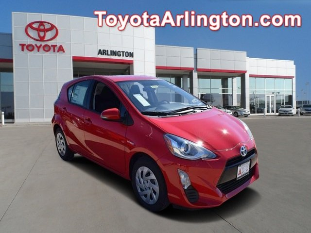New 2016 Toyota Prius C in Palatine Illinois