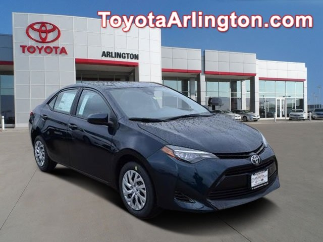 New 2017 Toyota Corolla in Palatine Illinois