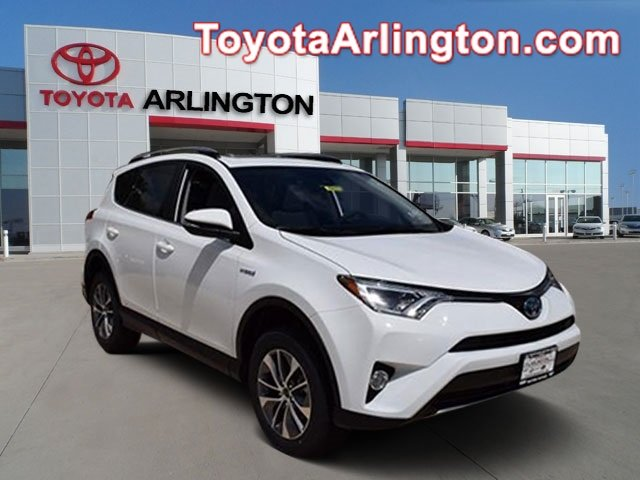 New 2017 Toyota RAV4 Hybrid in Palatine Illinois