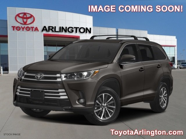 New 2017 Toyota Highlander in Palatine Illinois