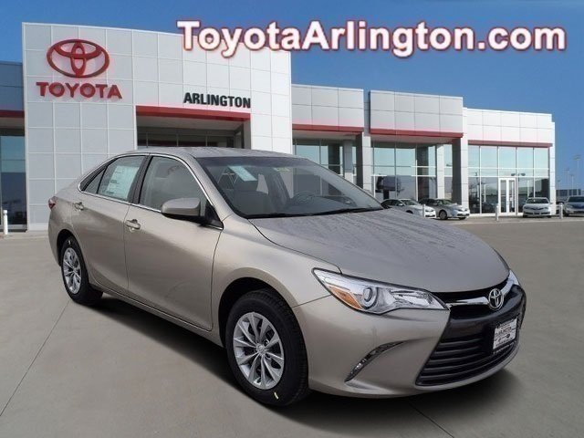 New 2017 Toyota Camry in Palatine Illinois