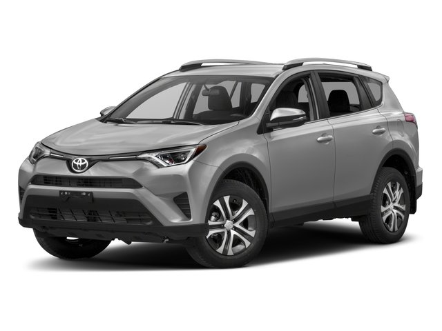 New 2017 Toyota RAV4 in Palatine Illinois