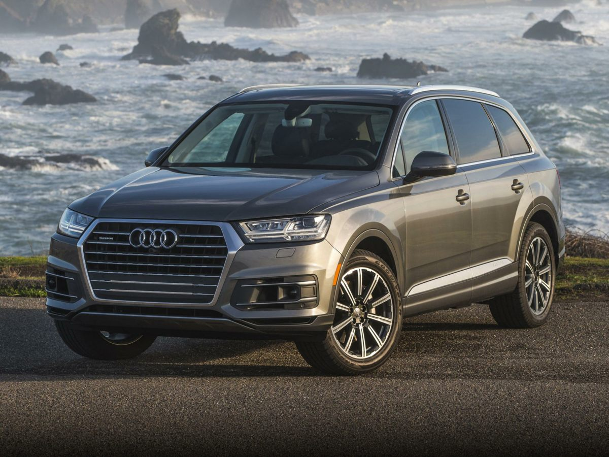 New 2017 Audi Q7 in Cicero New York