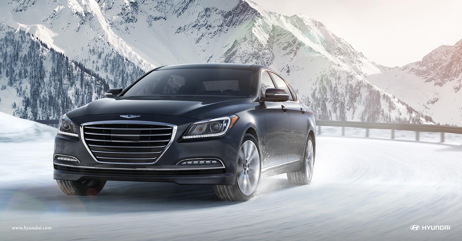 Hyundai genesis lease offer