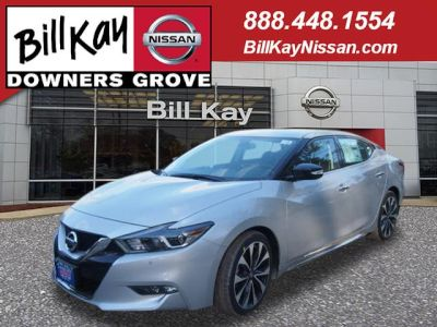 New 2016 Nissan Maxima in Downers Grove Illinois
