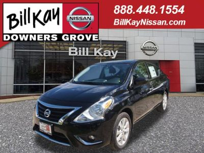 New 2016 Nissan Versa in Downers Grove Illinois