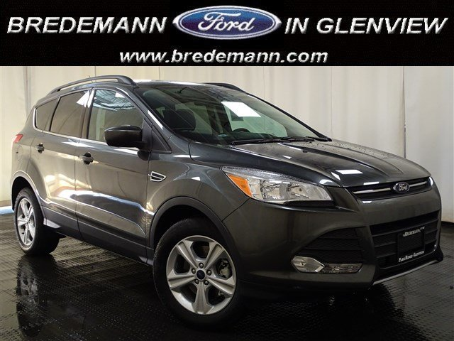 New 2016 Ford Escape in Glenview Illinois