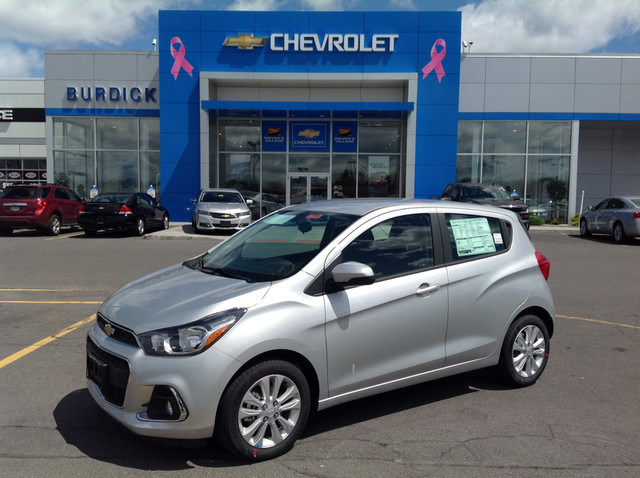 New 2016 Chevrolet Spark in Cicero New York