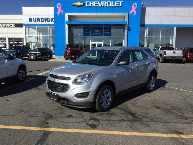 New 2017 Chevrolet Equinox in Cicero New York