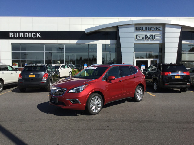 New 2016 Buick Envision in Cicero New York