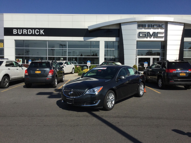New 2016 Buick Regal in Cicero New York