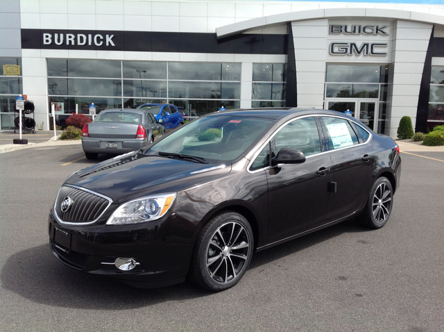 New 2016 Buick Verano in Cicero New York