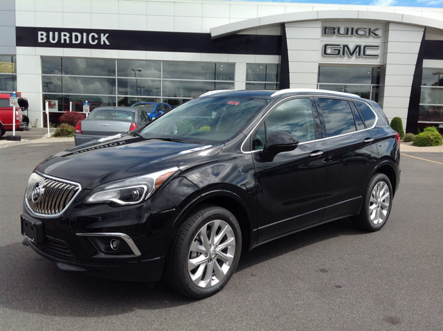 New 2017 Buick Envision in Cicero New York