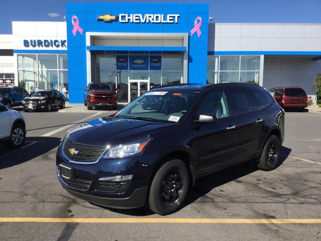 New 2017 Chevrolet Traverse in Cicero New York