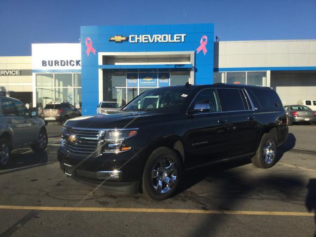 New 2017 Chevrolet Suburban in Cicero New York