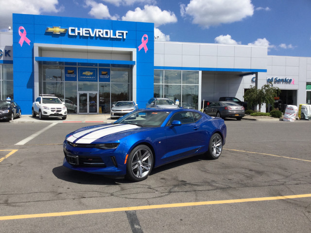 New 2017 Chevrolet Camaro in Cicero New York