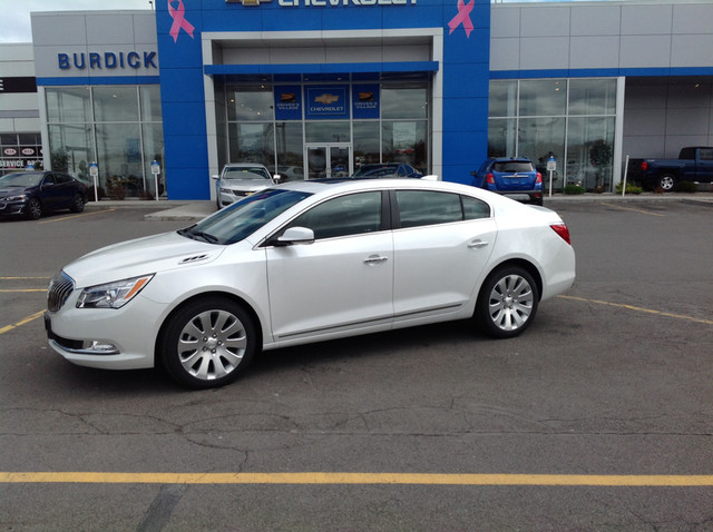 New 2016 Buick LaCrosse in Cicero New York