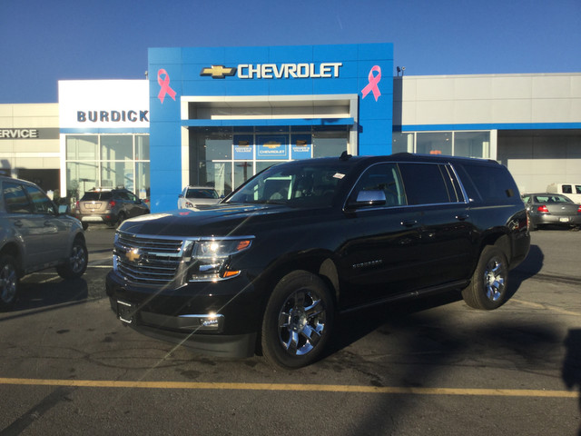 New 2017 Chevrolet Suburban in Cicero New York