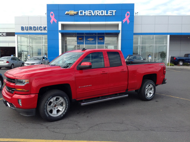 New 2016 Chevrolet Silverado 1500 in Cicero New York