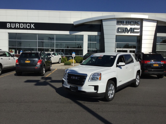 New 2017 GMC Terrain in Cicero New York